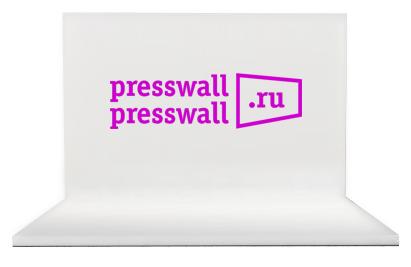 3D пресс-волл