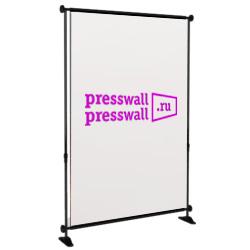 press wall телескопический